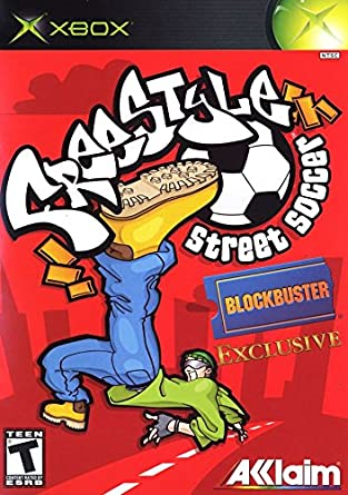 Freestyle Street Soccer stats facts_