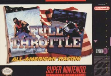 Full Throttle All-American Racing stats facts