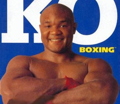 George Foreman's KO Boxing stats facts