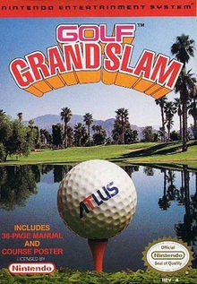 Golf Grand Slam stats facts