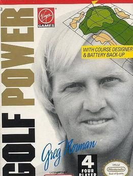 Greg Norman's Golf Power stats facts