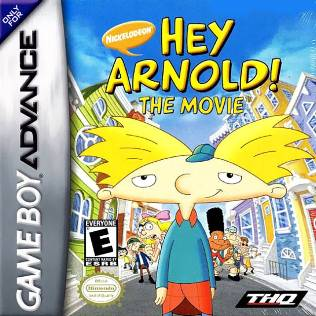 Hey Arnold! The Movie stats facts