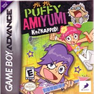 Hi Hi Puffy AmiYumi Kaznapped! stats facts