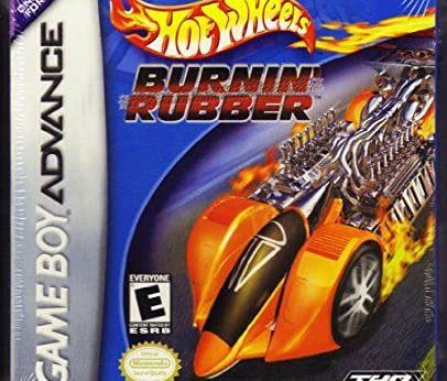 Hot Wheels Burnin' Rubber stats facts