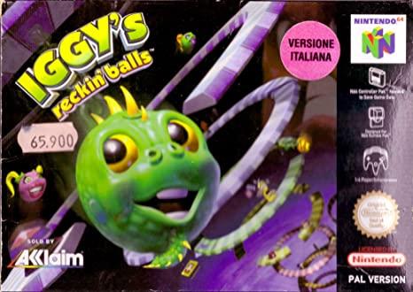 Iggy's Reckin' Balls stats facts