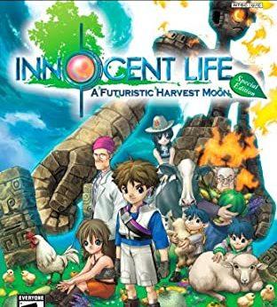 Innocent Life A Futuristic Harvest Moon stats facts