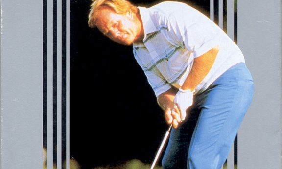 Jack Nicklaus' Greatest 18 Holes of Major Championship Golf stats facts