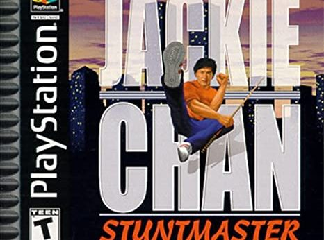 Jackie Chan Stuntmaster stats facts
