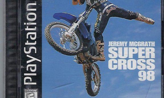 Jeremy McGrath Supercross '98 stats facts