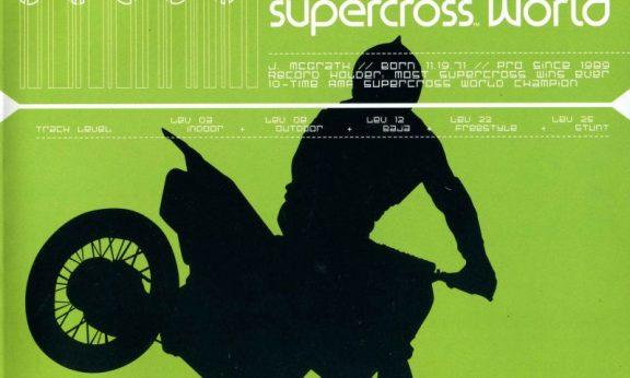 Jeremy McGrath Supercross World stats facts