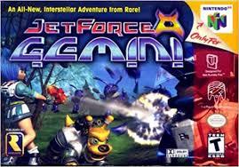 Jet Force Gemini stats facts