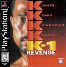 K-1 Revenge stats facts