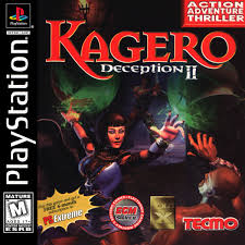 Kagero Deception 2 stats facts