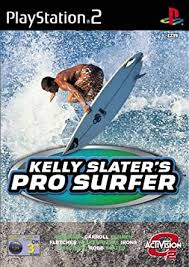 Kelly Slater's Pro Surfer stats facts_