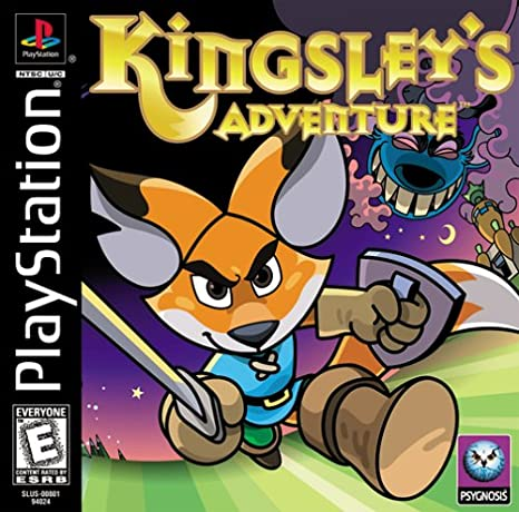Kingsley's Adventure stats facts