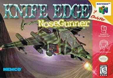 Knife Edge Nose Gunner stats facts