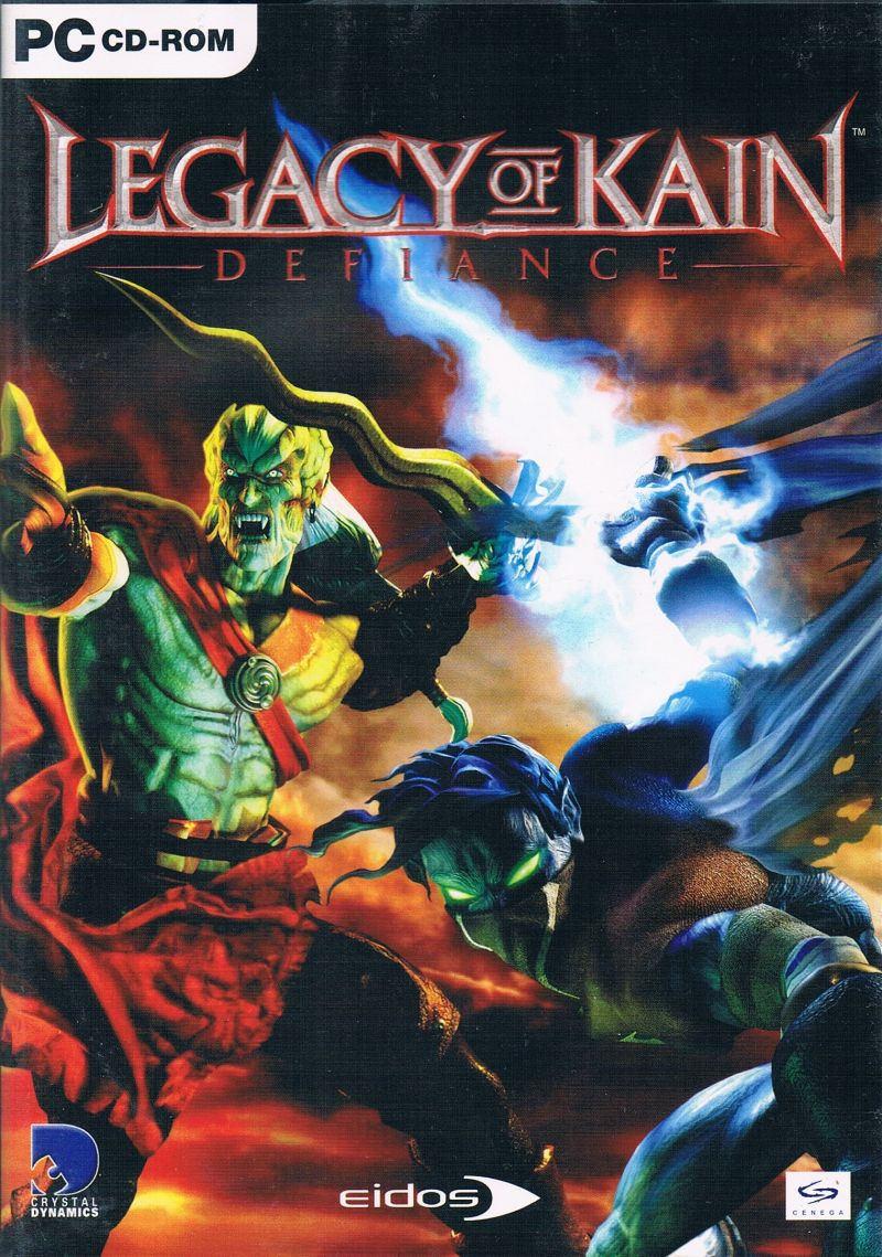 Legacy of Kain Defiance stats facts_