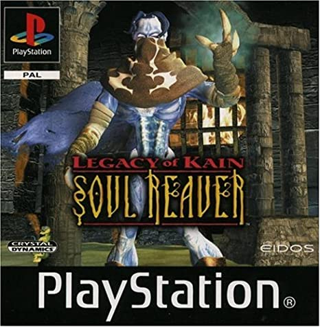 Legacy of Kain Soul Reaver stats facts