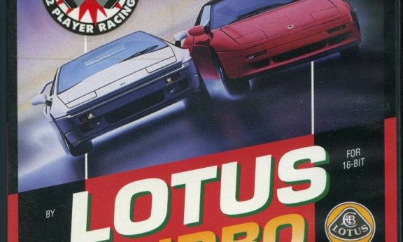 Lotus Turbo Challenge stats facts