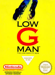Low G Man The Low Gravity Man stats facts