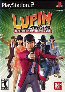 Lupin the 3rd Treasure of the Sorcerer King stats facts