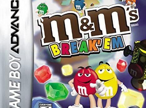 M&M's Break' Em stats facts