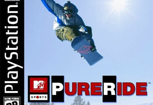 MTV Sports Pure Ride stats facts