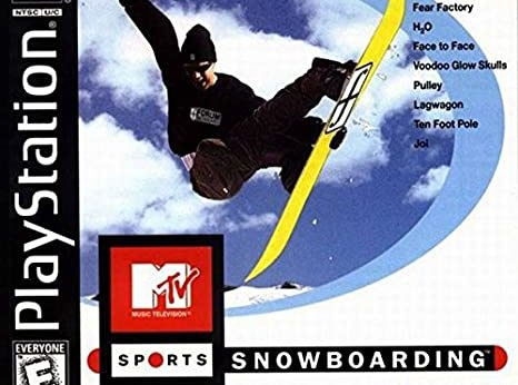 MTV Sports Snowboarding stats facts