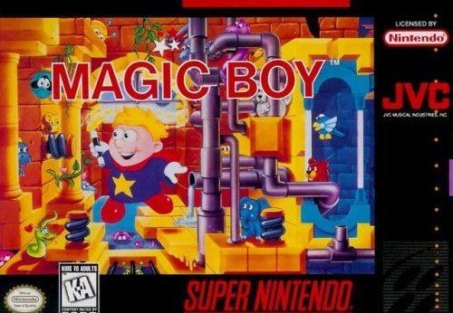 Magic Boy stats facts