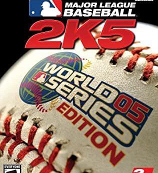 Major League Baseball 2K5 stats facts_