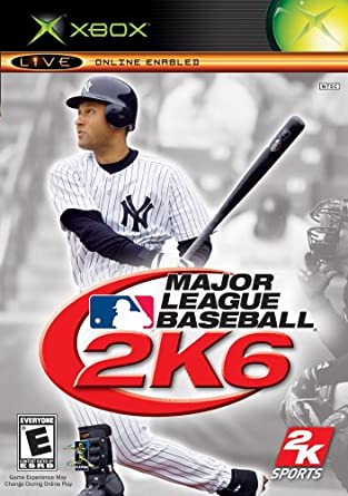 Major League Baseball 2K6 stats facts_