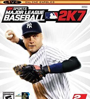 Major League Baseball 2K8 stats facts_