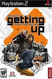 Marc Ecko's Getting Up Contents Under Pressure stats facts_