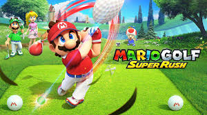 Mario Golf Super Rush player count stats facts