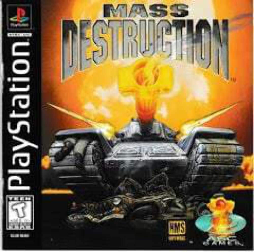 Mass Destruction stats facts