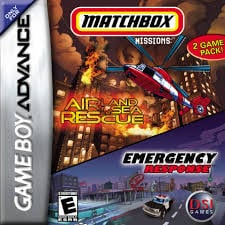 Matchbox Missions Air, Land and Sea Rescue Emergency Response stats facts
