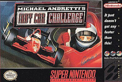 Michael Andretti's Indy Car Challenge stats facts