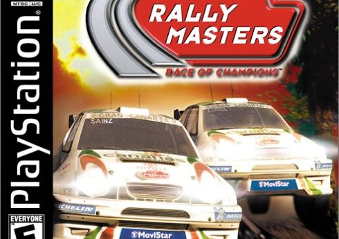 Michelin Rally Masters Race of Champions stats facts