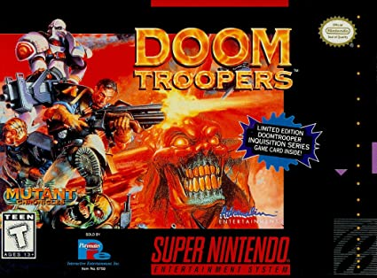 Mutant Chronicles Doom Troopers stats facts
