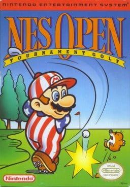 NES Open Tournament Golf stats facts
