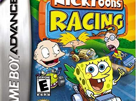 Nicktoons Racing stats facts