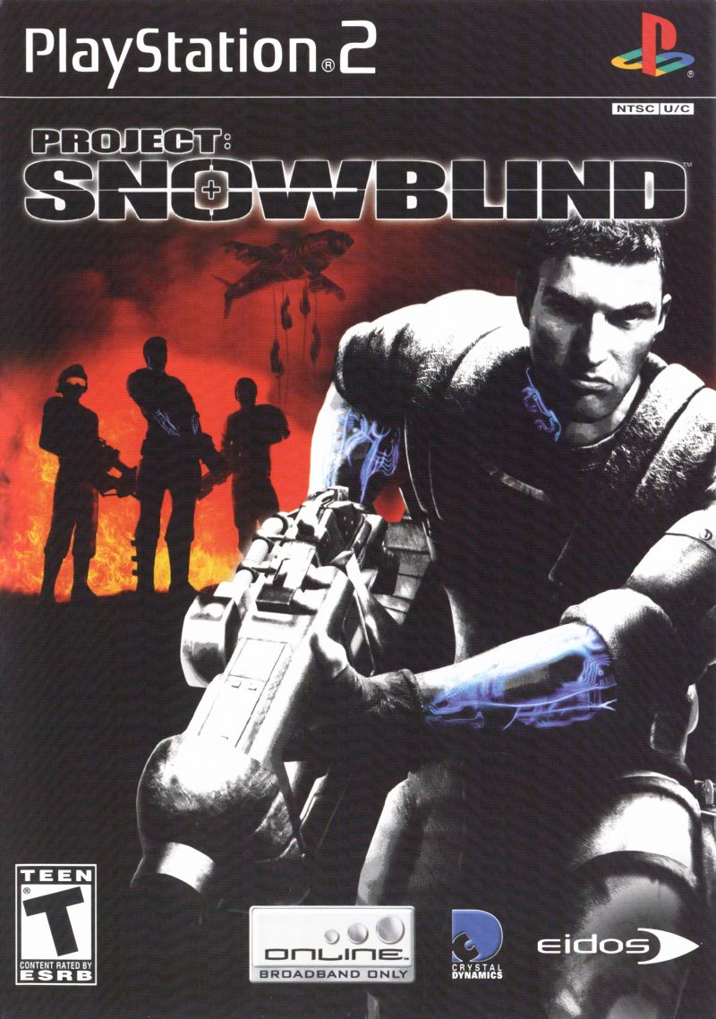 Project Snowblind stats facts