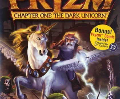 Pryzm Chapter One The Dark Unicorn stats facts