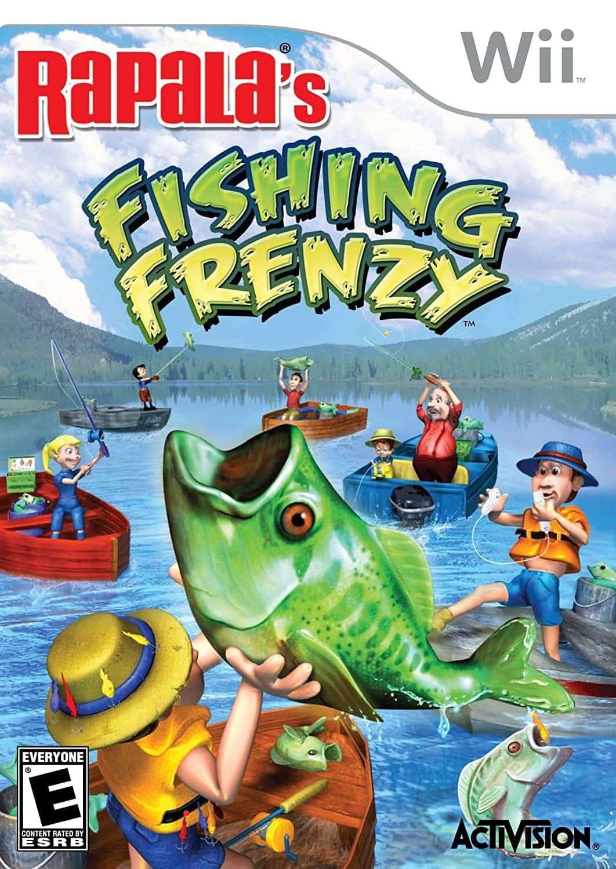 Rapala Fishing Frenzy stats facts