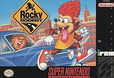 Rocky Rodent stats facts