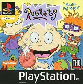 Rugrats Search for Reptar stats facts