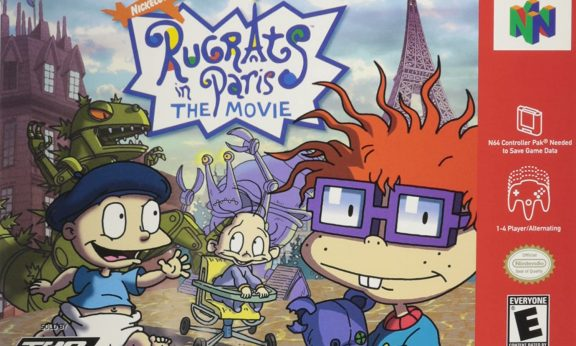 Rugrats in Paris The Movie stats facts