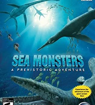 Sea Monsters A Prehistoric Adventure stats facts