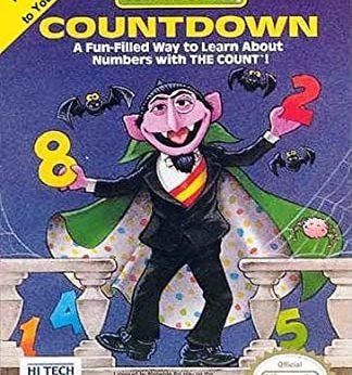 Sesame Street Countdown stats facts