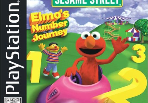 Sesame Street Elmo's Number Journey stats facts